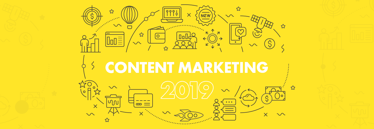 content marketing baner