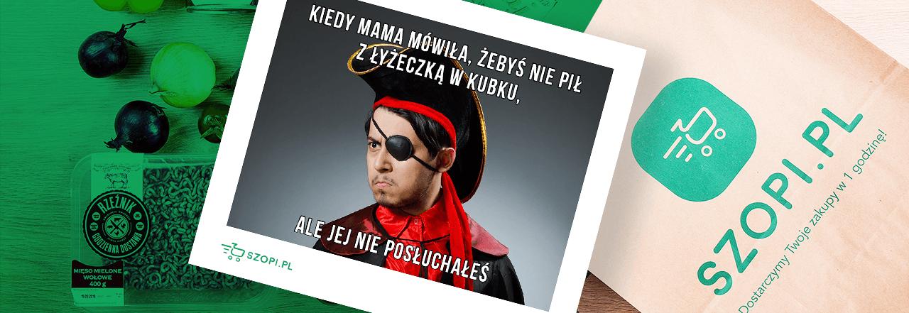 memy w komunikacji szopi.pl