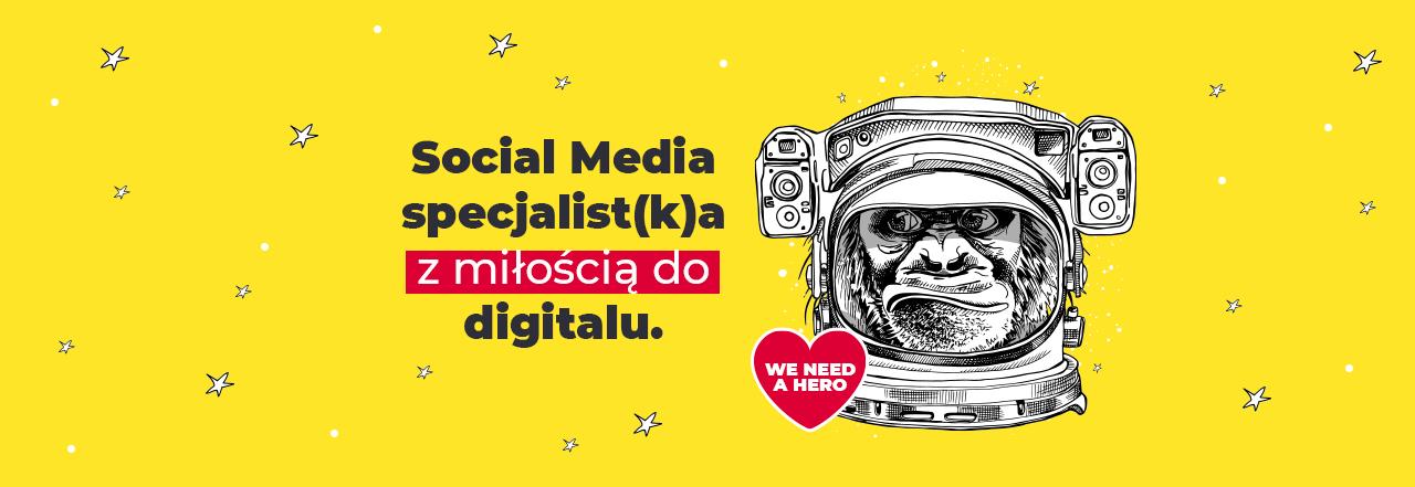 Social Media Digital praca