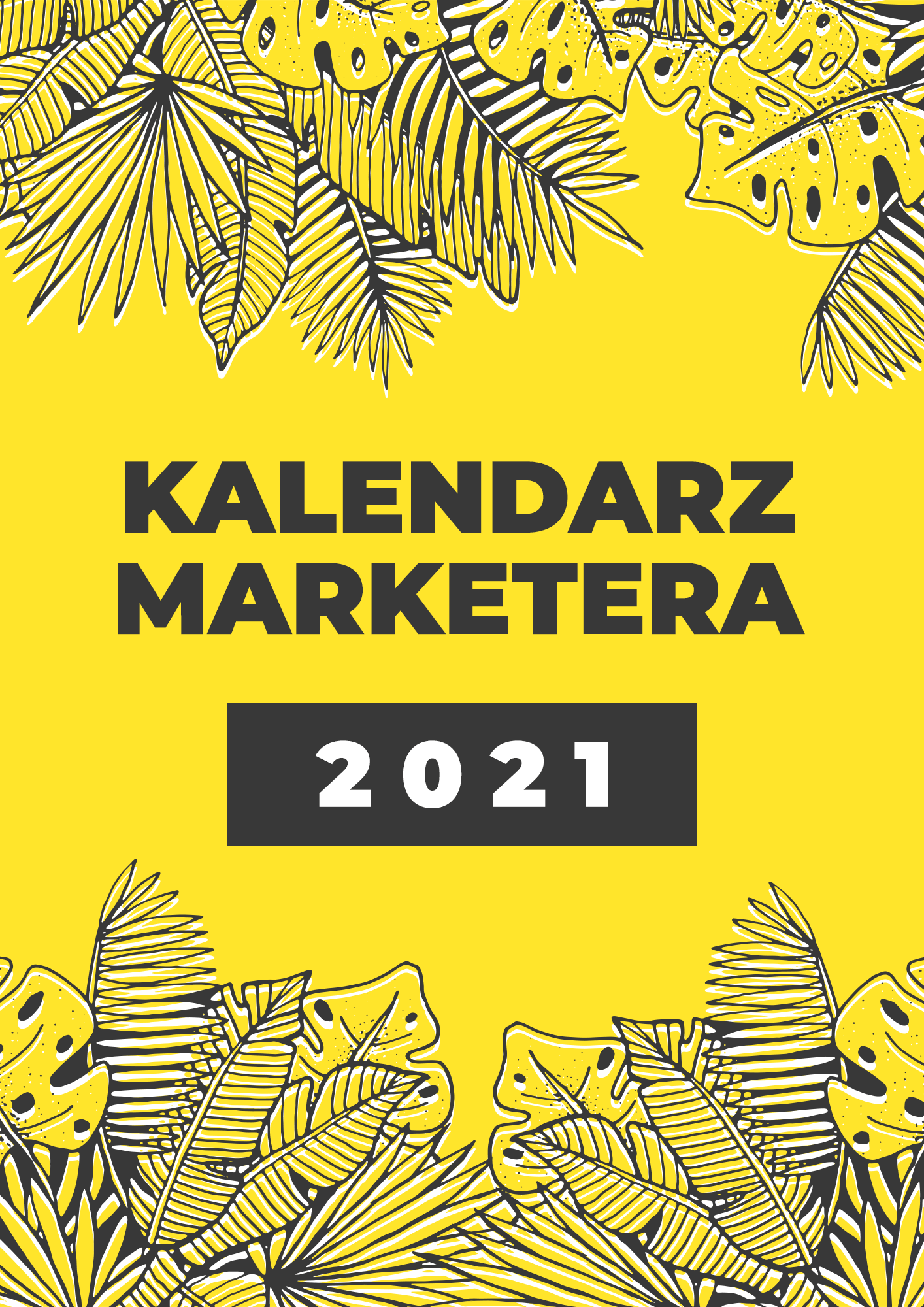 kalendarz marketera