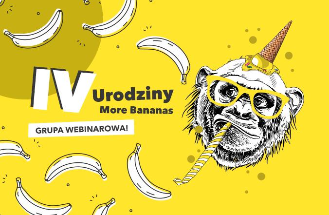 urodziny More Bananas