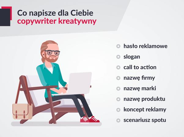 copywriter kreatywny