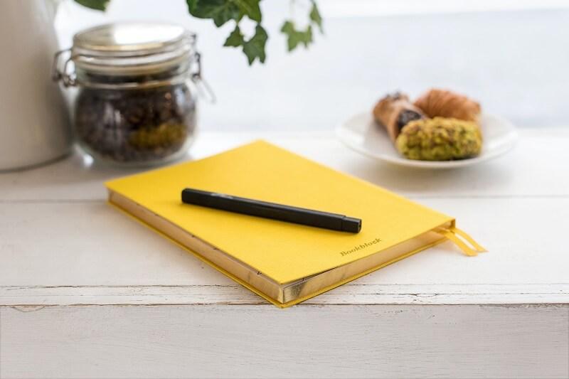 żółty notes