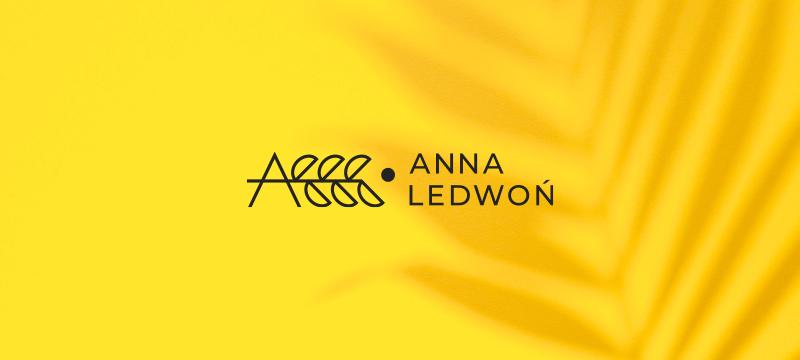 Logo Anna Ledwoń