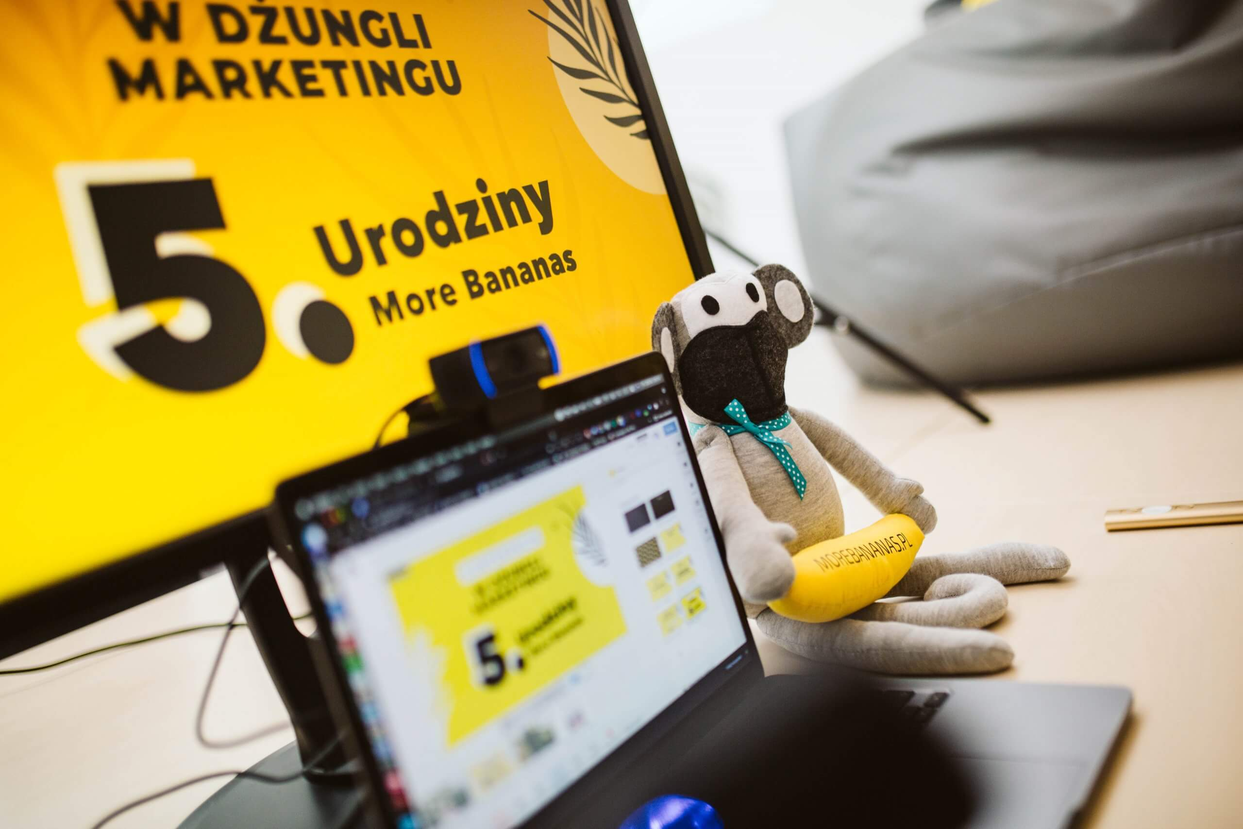 urodziny more bananas konferencja